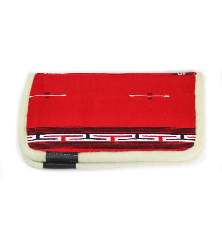 Kids Carona Charra Algodon Nino Sarape Design Cotton Saddle Pad