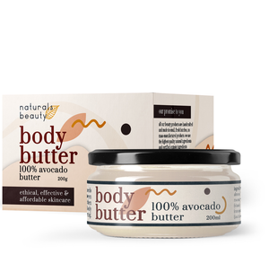 Body Butter Boxed 200g