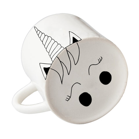 Mug Face Unicorn