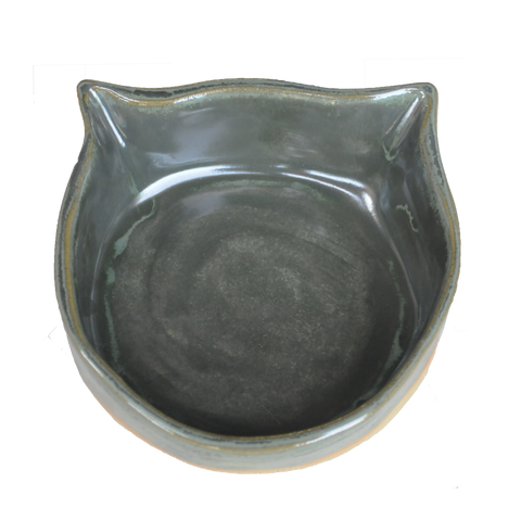Bowl Kitty Olive Green