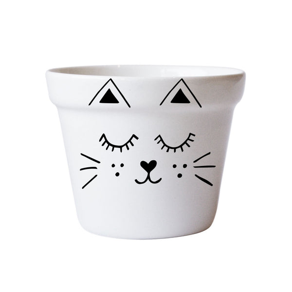 Planter Cutie Cat