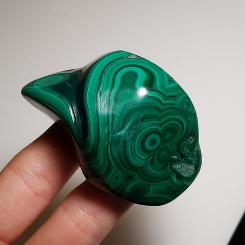 Polished Malachite #30