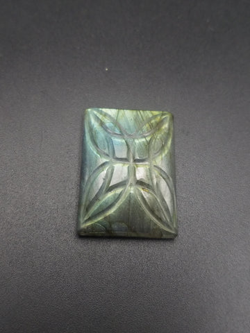 Carved Labradorite #2
