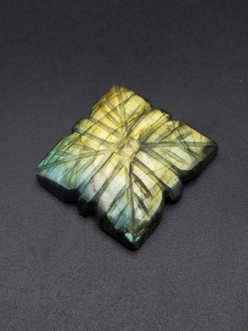 Carved Labradorite #9