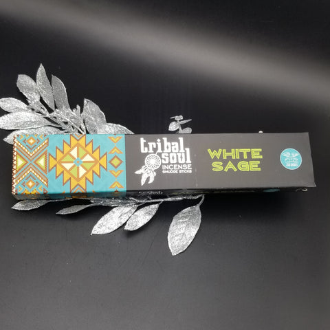 White Sage Incense Tribal Soul