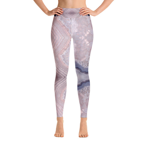 Quartz Yoga Leggings Spring 2020