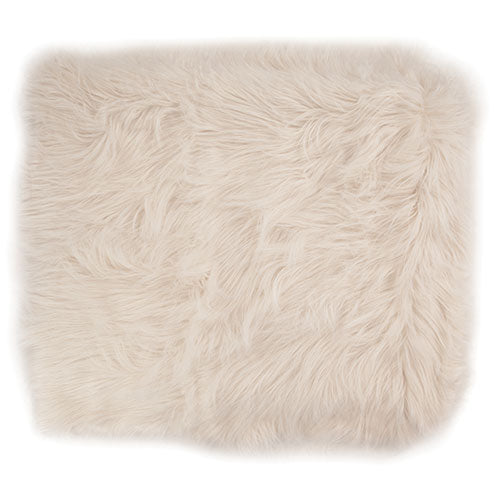 Serene Faux Fur Throw