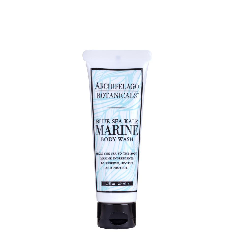 Blue Sea Kale Marine Travel Size Body Wash