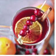 Spiced Cranberry Orange Punch