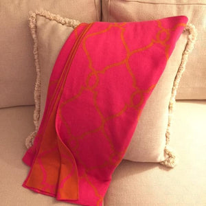 Fuschia, reversible