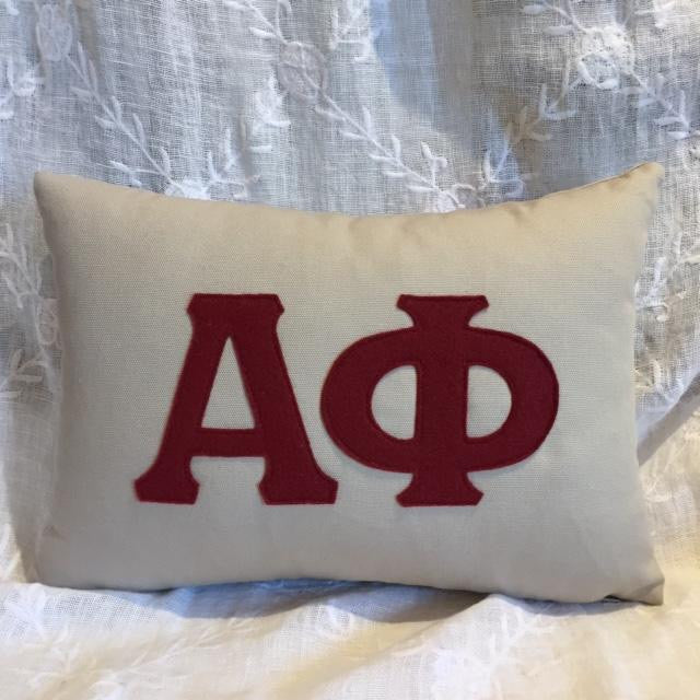 Greek Pillow
