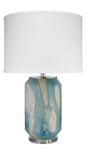 Helen Table Lamp - Pale Blue