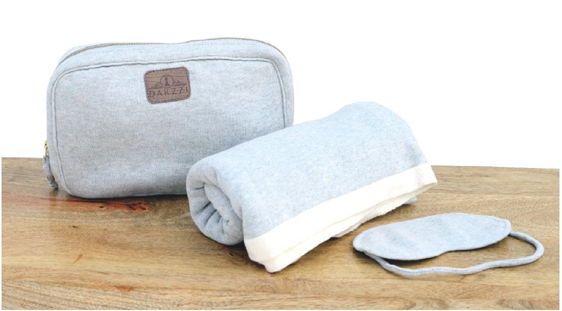 Travel Blanket Kit