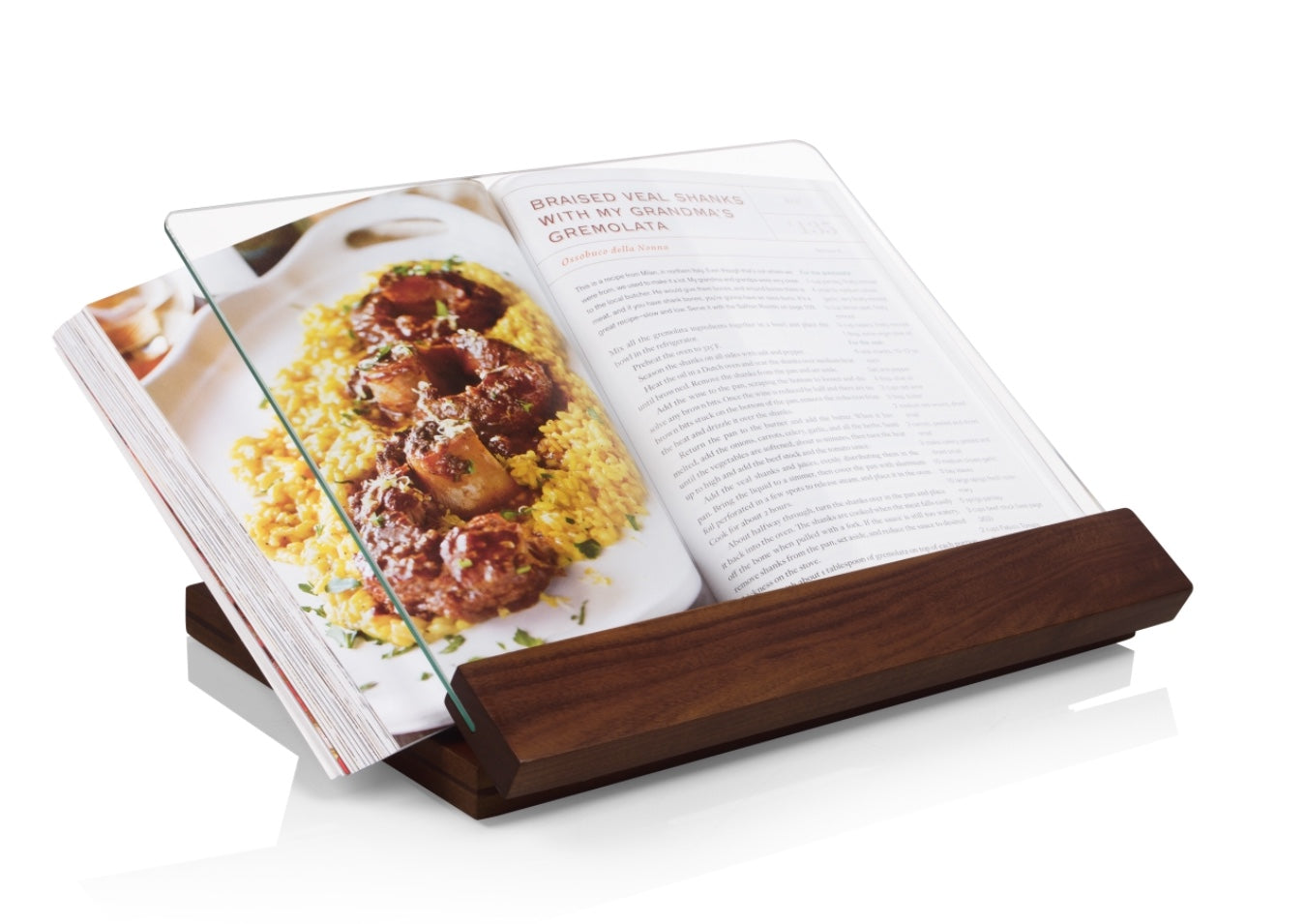 Prodigio Cookbook Stand
