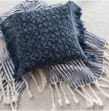 Juno Macrame Decorative Pillow