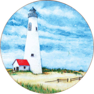 Lighthouse Coasters - Set/4