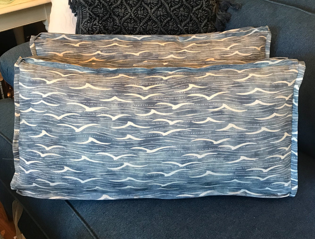 Making Waves Pillow