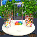 Rainbow Pitcher