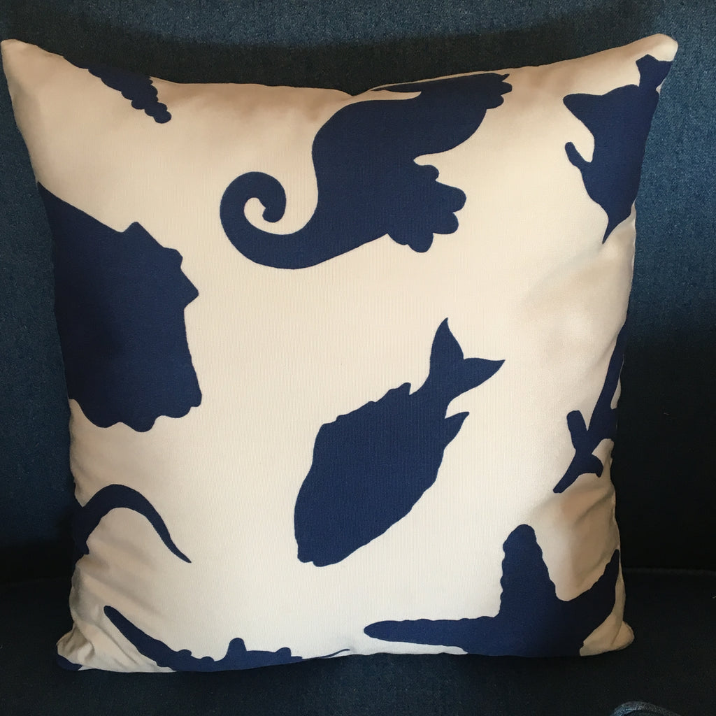 Sea Life Pillow