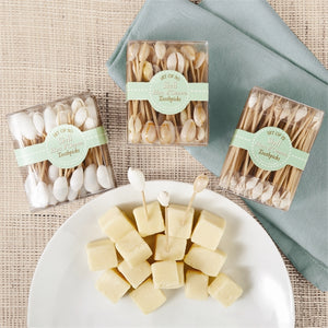 Seashell 50-72pc Hors D'Oeuvre Pick in Gift Box