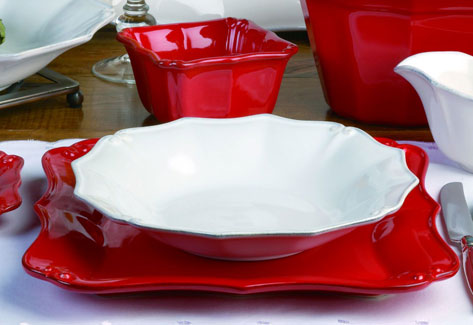 Give a gift presented on this beautiful platter