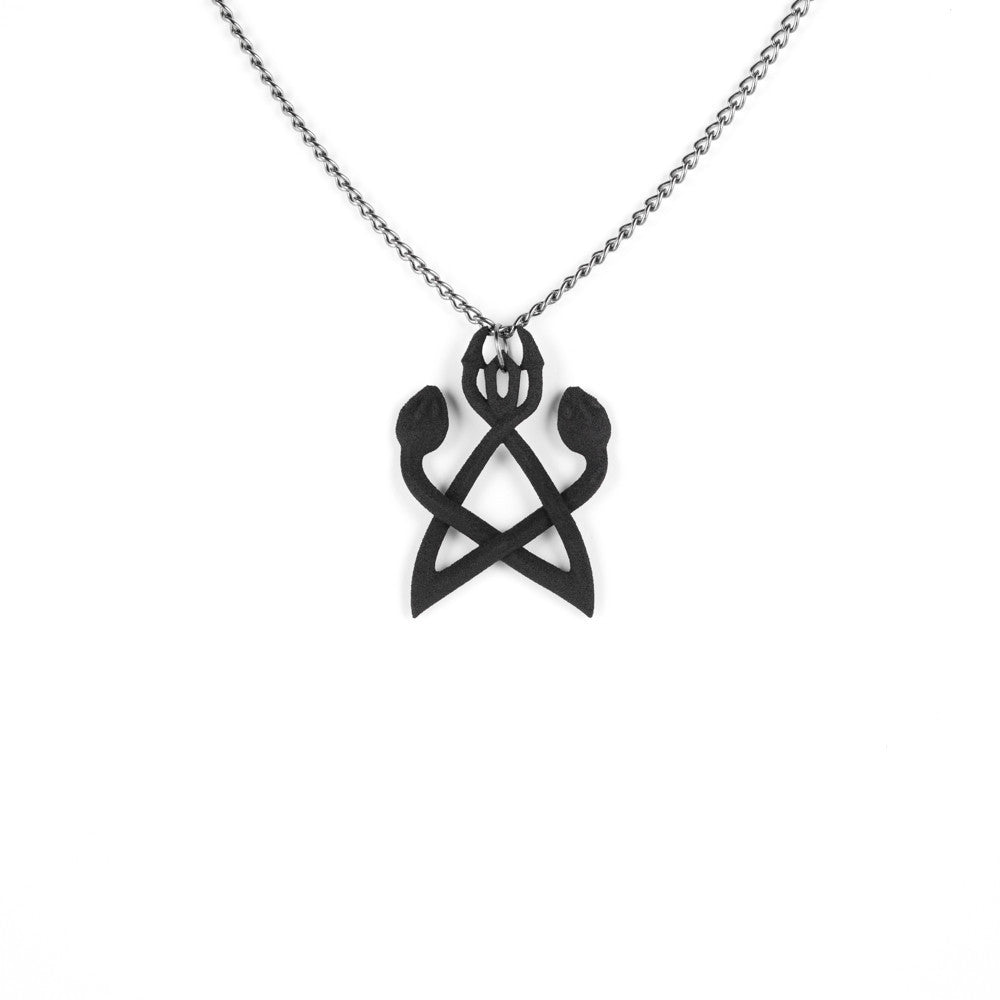 Serpent Synergy Necklace