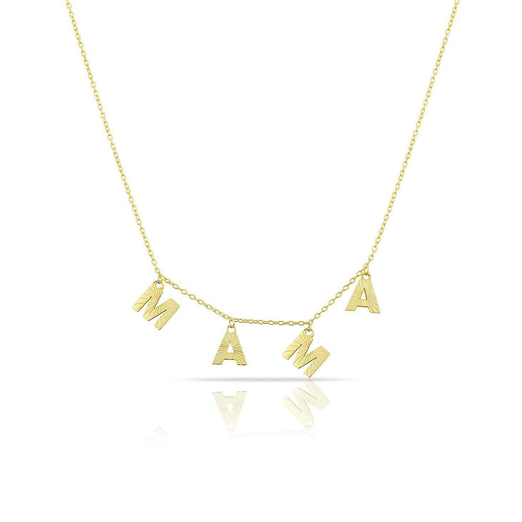 The Sis Kiss Muse MAMA Necklace JEWELRY The Sis Kiss
