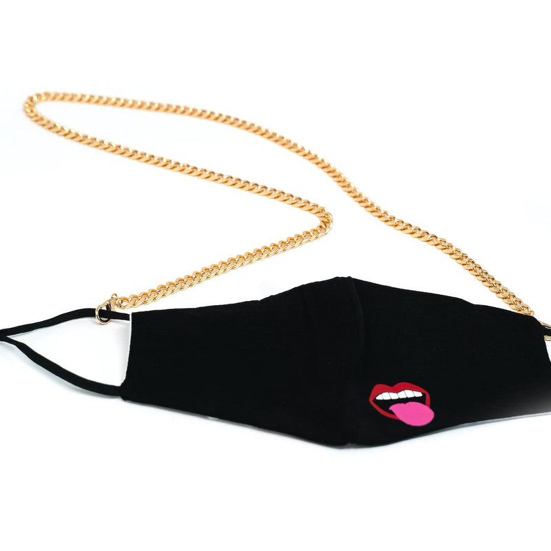 Save Your Mask - Sis Kiss Mask Chains ACCESSORY The Sis Kiss