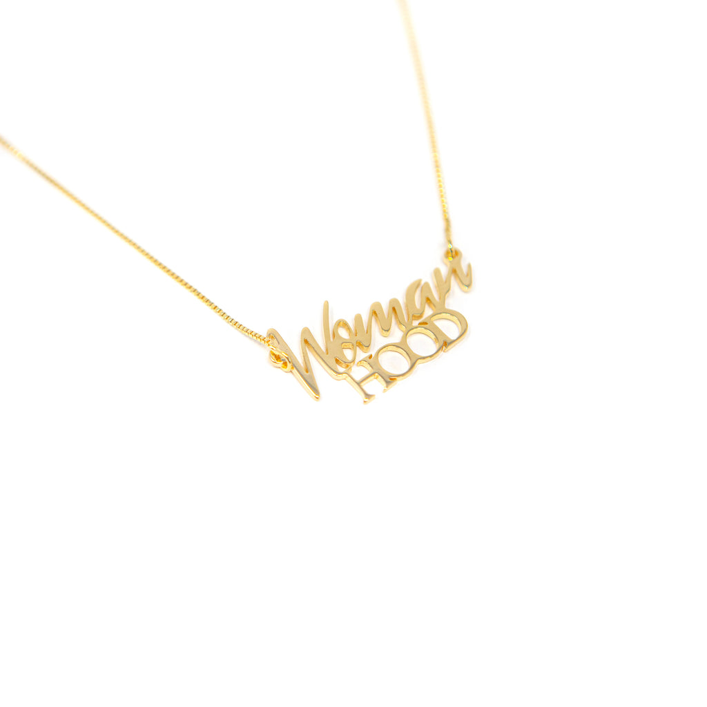Women's Empowerment Necklaces JEWELRY The Sis Kiss