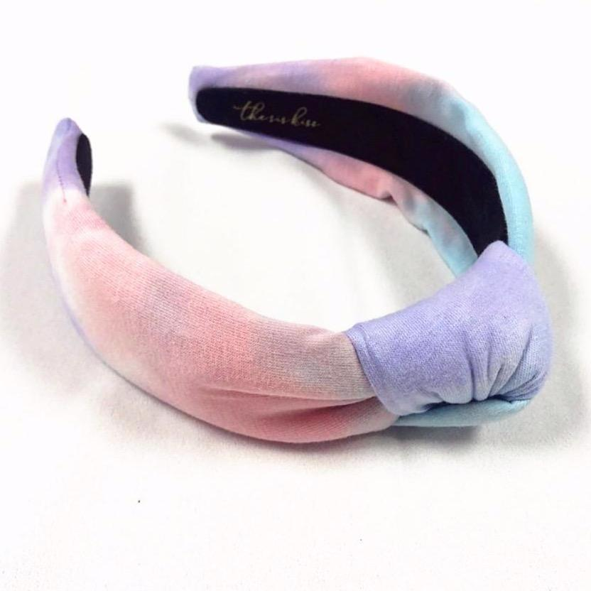 Tie Dye Headband ACCESSORY The Sis Kiss