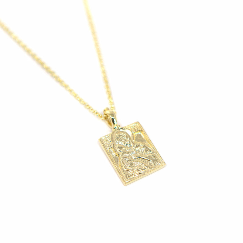 Share the Faith - Rectangular Pendants JEWELRY The Sis Kiss Bethlehem Pendant