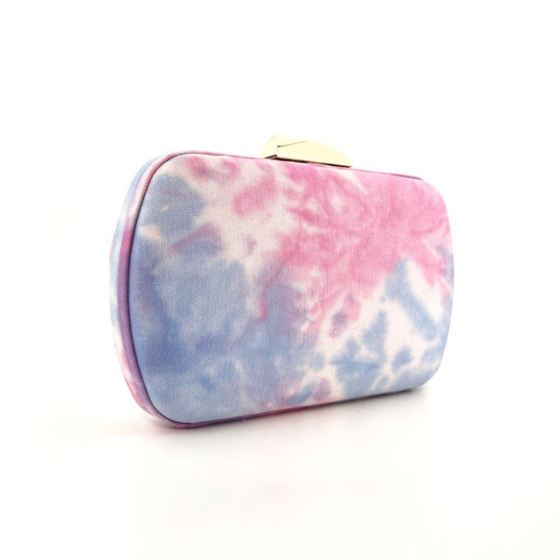 Forever Summer - Limited Edition - Tie Dye Clutch BAG The Sis Kiss