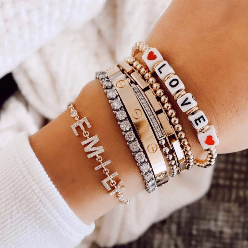 It's All in a Name™ Personalized Bracelet