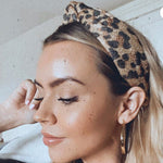 Lovely Leopard Headband ACCESSORY The Sis Kiss