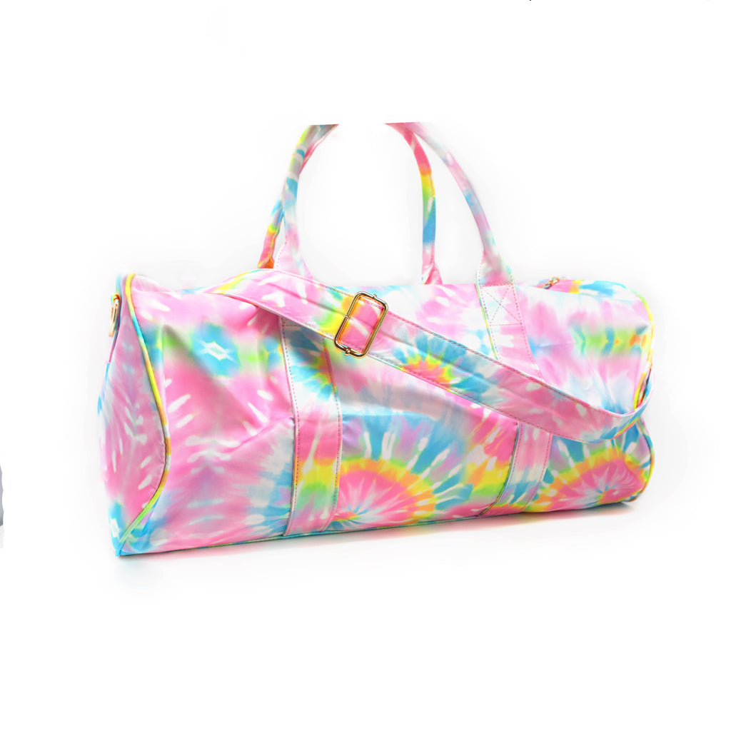 Summer Love Tie-Dye Duffel Bag BAG The Sis Kiss