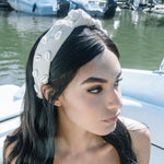 Knotted Shell Headband