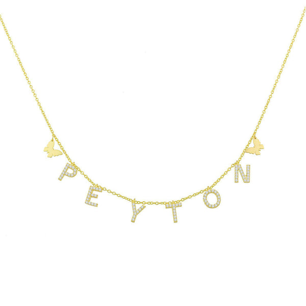 It's All in a Name™ Personalized Necklace