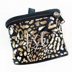 Leopard Cosmetic Bag BAG The Sis Kiss