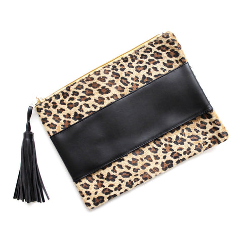 The Clara Clutch Bag Style with tassel
