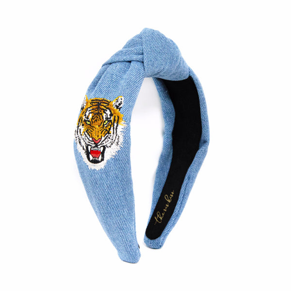 Tiger Twist Headband