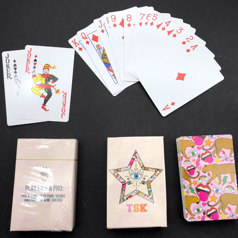 TSK Playing Cards ACCESSORY The Sis Kiss