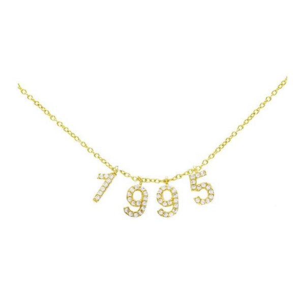 It's All in a Name Personalized Necklace