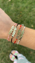 Mama Cord Bracelet JEWELRY The Sis Kiss