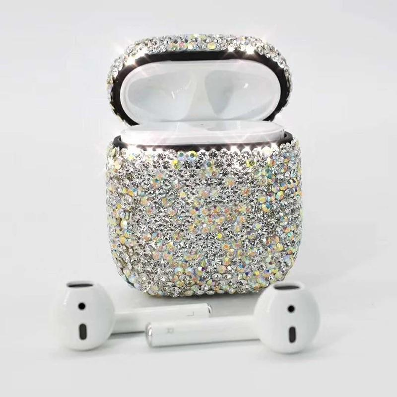 Bling AirPod Cases ACCESSORY The Sis Kiss