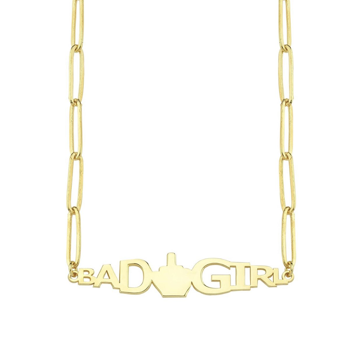 Bad Girl Necklace
