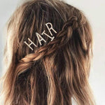 Say It Initial Barrettes