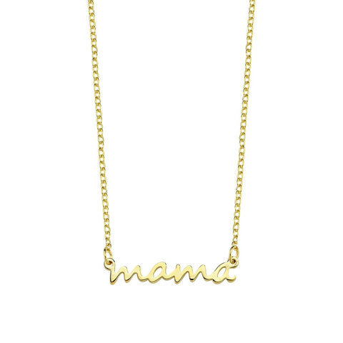 Mama Dainty Necklace