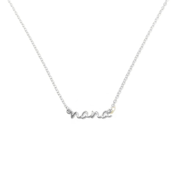 Nana / Gigi Dainty Necklace