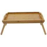 Bamboo Folding Bed Tray | Basket Revolution Gifts