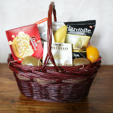 Healthy options custom gluten free gift basket negle Image collections